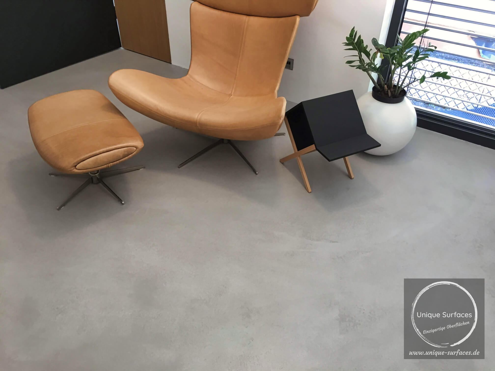 Beton Cire - Microtopping