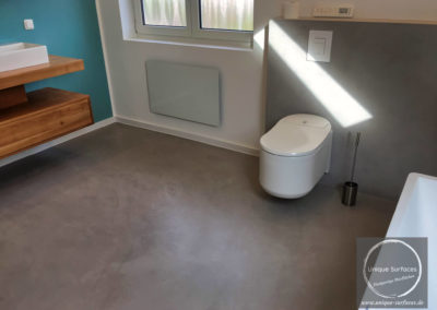Betonfloor- Microtopping- Beton Cire
